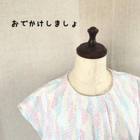 ☆USAコットン☆タックブラウス