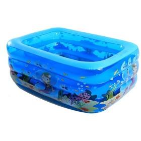 Xing インフレータブルバスタブインフレータブルバスタブ幼児用インフレータブルプール肥厚子供用プール