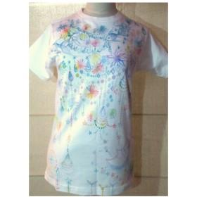 うっとりウキウキな手描きのお魚tシャツ♪