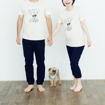 ゆるり犬のTシャツ