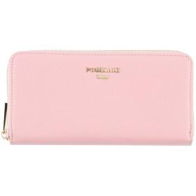 《セール開催中》POMIKAKI レディース 財布 ピンク ポリウレタン 100%