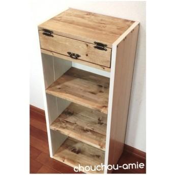 送料無料natural cabinet H90W42