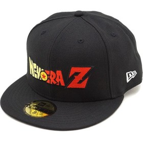 コラボ ニューエラ キャップ NEWERA 59FIFTY ドラゴンボールZ DRAGONBALL Z メンズ・レディース 帽子 BLACK ブラック系 12110821 FW19