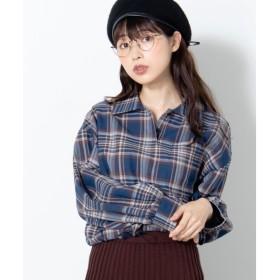 [マルイ] アノラックチェックシャツ/ウィゴー(レディース)(WEGO)