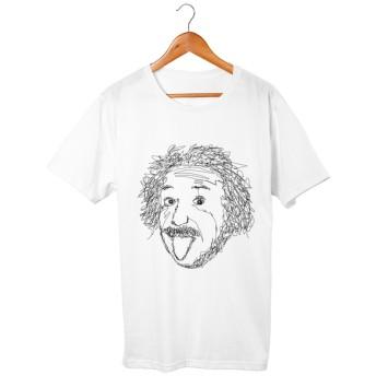 Einstein Tシャツ 5.6oz