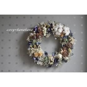 wreath「冬の花」