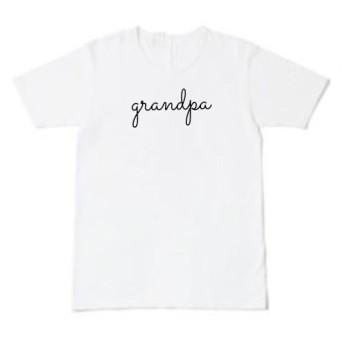 grandpa(おじいちゃん) Tシャツ