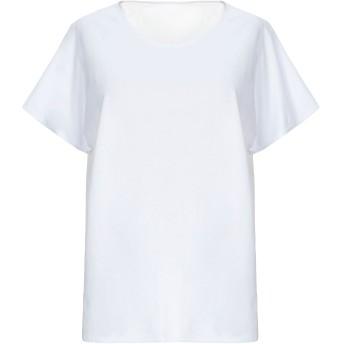 《セール開催中》KO SAMUI レディース T シャツ ホワイト S コットン 100% / シルク