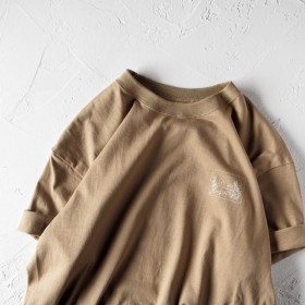 NYC TEE サンドベージュ(Tシャツ)
