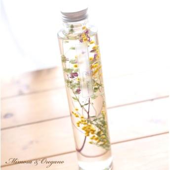 ハーバリウム ミモザ&オレガノ - mimosa & oregano -