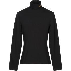 《期間限定セール開催中!》CALVIN KLEIN 205W39NYC メンズ T シャツ ブラック L コットン 90% / ポリウレタン 10%