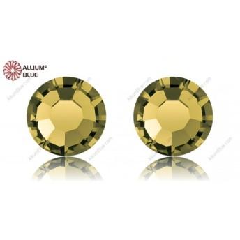 Preciosa プレシオサ MC マシーンカットチャトン Rose MAXIMA マキシマ Flat-Back Hot-Fix Stone (438 11 615) SS6 ゴールドベリル (104