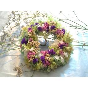Wild Flowers :フラワーリース
