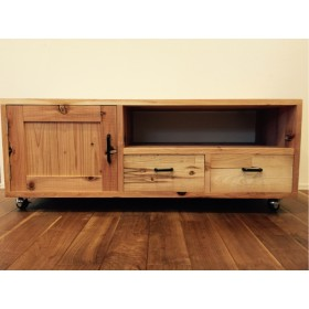 Old Wood TV Board -clear-