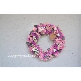 花咲く春wreath
