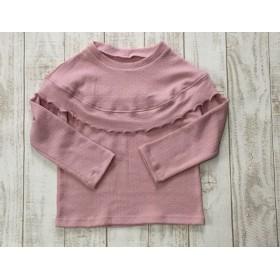 【110】フリルヨークのシャツ