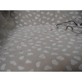 【ただいま送料無料】 グラスコード ロマンチック サーモンピンク
