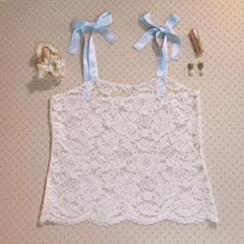 Silk Ribbon Camisole