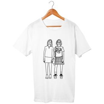 Enid & Rebecca #4 Tシャツ 5.6oz