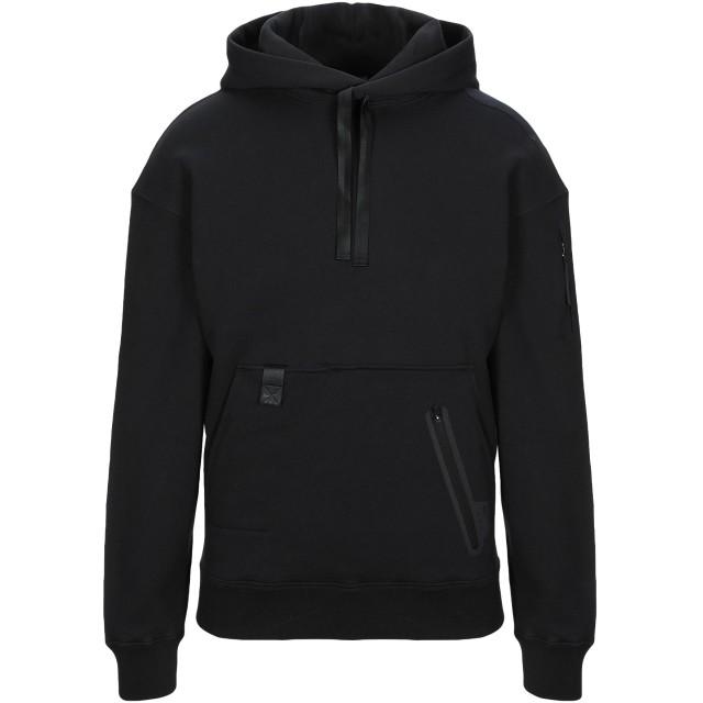 《セール開催中》NIKE メンズ スウェットシャツ ブラック XS コットン 84% / ポリエステル 16%