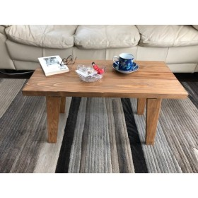 小さなローテーブル W650xD300