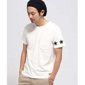 BASE CONTROL(ベースステーション:メンズ)/スターライン Tシャツ