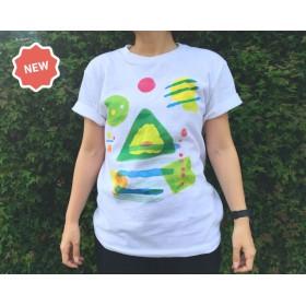 夏っぽい Tシャツ