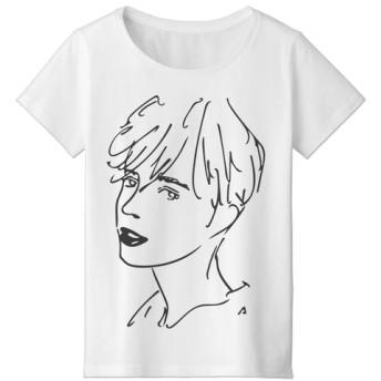 美女Tシャツ09(MENS/LADIES)
