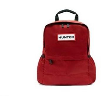 HUNTER/ハンター  ★★★オリジナル ナイロンスモールバックパック ミリタリーレッド UBB5028KBM-MLR