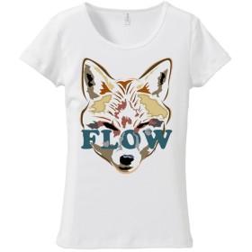 [レディースTシャツ] FLOW
