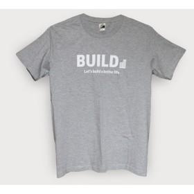メンズTシャツ [BUILD]