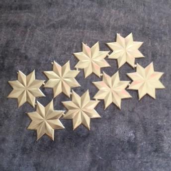 ドレスデンペーパー 星 大サイズ ゴールド