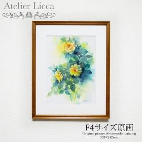 [原画/額無し] 薔薇(rose)