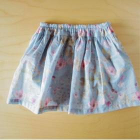 ブルマ付きスカート リバティ(イルマ×LBL)