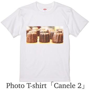 デザインTシャツ 「カヌレ2」