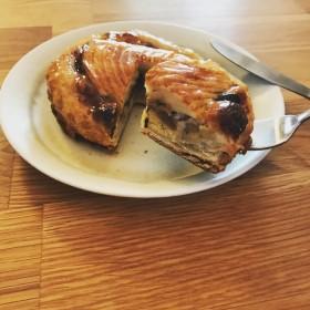 メリメロのアップルパイ【木苺、くるみ、イチジク、ラムレーズン、紅茶】16cmホール