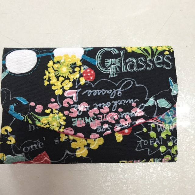 可愛い ︎蛇腹カードケース