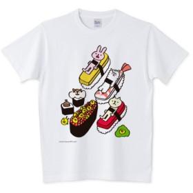 (オーダーT)寿司Tシャツ