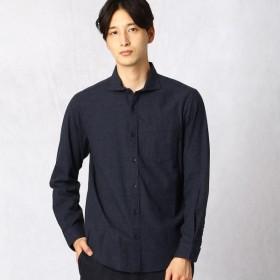 [マルイ] グレンチェック フランネルシャツ/コムサメン(COMME CA MEN)