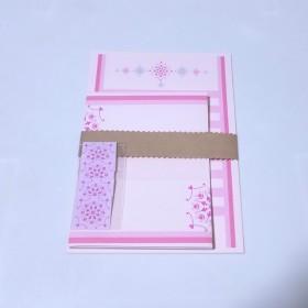 ピンク系2~レターセット~