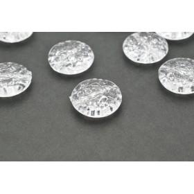 020 30個 アクリルビーズコイン 直径15㎜、厚み5.5㎜