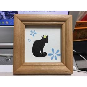 創作絵 猫2
