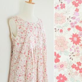 Flower garden 〜ハイウエストワンピース〜