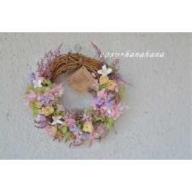 花bag wreath
