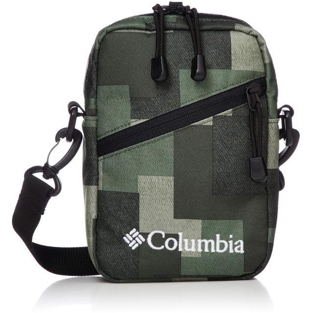 [コロンビア] プライスストリーム ミニショルダー PU8237 ショルダー メンズ ワンサイズ グリーン