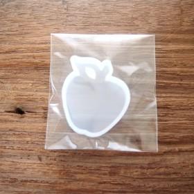レジンに使えるシリコン型 リンゴ