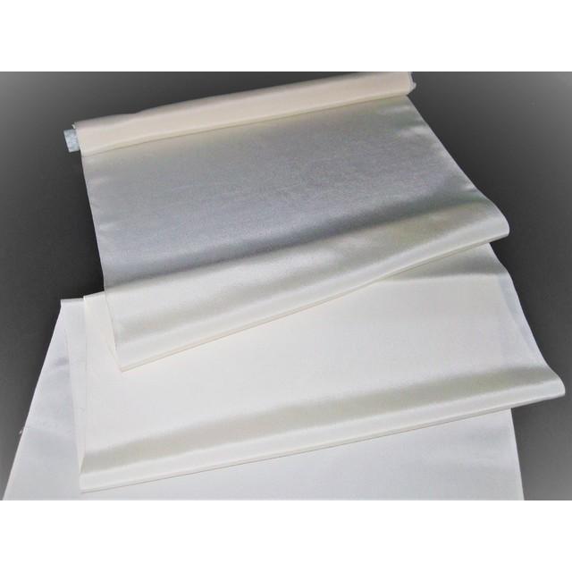 [新品] 正絹(白) 50㎝単位オーダーカット(生成色)つまみ細工 ちりめん細工