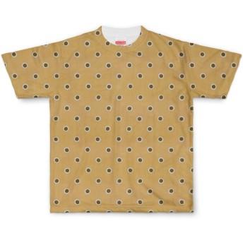 ダブルドットTシャツ【コロニアルイエロー】