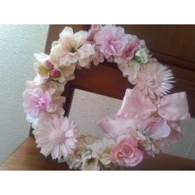 春のピンクプリティリース