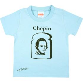 ショパン オン ザ ショクパン(KIDS)Tシャツ